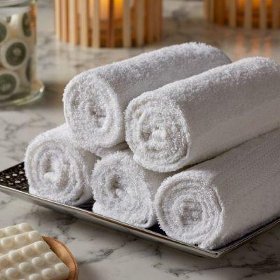 хавлиени кърпи за хотел със стил